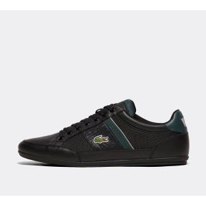 ラコステ Lacoste メンズ スニーカー シューズ・靴 chaymon 319 3 cma trainer Black/Black|fermart-hobby