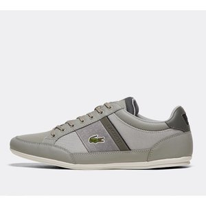 ラコステ Lacoste メンズ スニーカー シューズ・靴 chaymon 319 3 cma trainer Grey/Dark Grey|fermart-hobby
