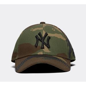 ニューエラ New Era メンズ キャップ 帽子 NY 940 Cap Camo Green|fermart-hobby