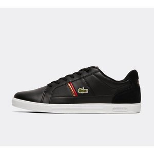 ラコステ Lacoste メンズ スニーカー シューズ・靴 europa 319 trainer Black/Red|fermart-hobby
