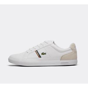 ラコステ Lacoste メンズ スニーカー シューズ・靴 europa 319 trainer White/Dark Green|fermart-hobby