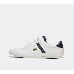 ラコステ Lacoste メンズ スニーカー シューズ・靴 chaymon 319 3 cma trainer White/Navy|fermart-hobby