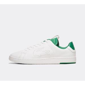 ラコステ Lacoste メンズ スニーカー シューズ・靴 carnaby evo trainer White/Green|fermart-hobby