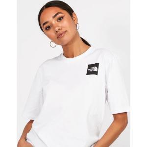 ザ ノースフェイス The North Face レディース Tシャツ トップス bf fine t-shirt White fermart-hobby