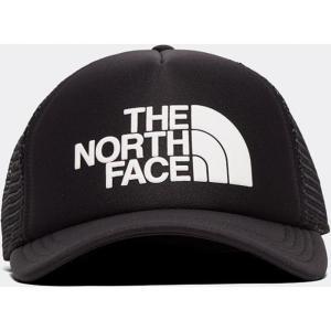 ザ ノースフェイス The North Face メンズ キャップ 帽子 Logo Trucker Cap Black/White fermart-hobby