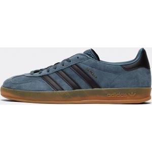 アディダス adidas Originals メンズ スニーカー シューズ・靴 Gazelle Indoor Trainer Legacy Blue/Gum 3 fermart-hobby