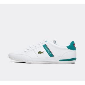 ラコステ Lacoste メンズ スニーカー シューズ・靴 chaymon 120 1 cma trainer White/Green|fermart-hobby