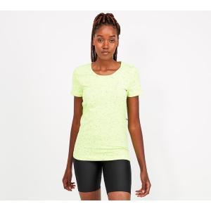 アンダーアーマー Under Armour レディース Tシャツ トップス short sleeved t-shirt Neo Yellow fermart-hobby