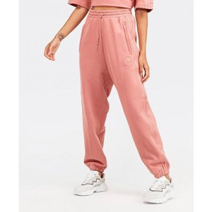 アディダス adidas Originals レディース スウェット・ジャージ ボトムス・パンツ cuffed sweat pant Ash Pink fermart-hobby
