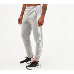 アディダス adidas メンズ スウェット・ジャージ ボトムス・パンツ colour block fleece pant Grey fermart-hobby