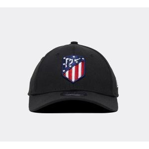 ニューエラ New Era メンズ キャップ 帽子 atletico madrid 39thirty cap Black|fermart-hobby