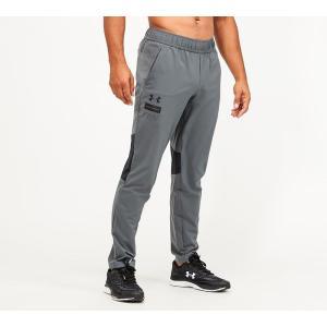 アンダーアーマー Under Armour メンズ スウェット・ジャージ ボトムス・パンツ summer woven pant Pitch Grey|fermart-hobby