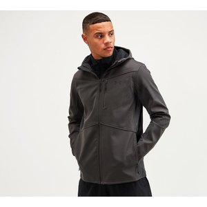 アンダーアーマー Under Armour メンズ ジャケット フード アウター coldgear infrared shield hooded jacket Grey|fermart-hobby
