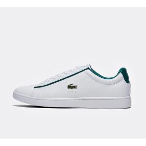 ラコステ Lacoste メンズ スニーカー シューズ・靴 carnaby evo 120 trainer White/Green fermart-hobby