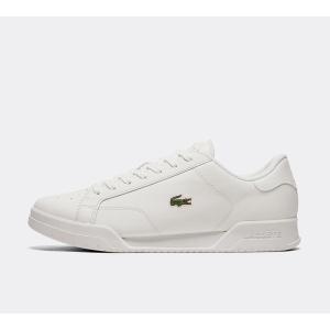 ラコステ Lacoste メンズ スニーカー シューズ・靴 twin serve trainer White/White fermart-hobby