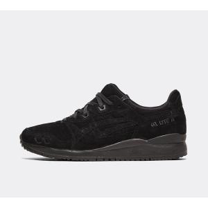 アシックス Asics メンズ スニーカー シューズ・靴 gel-lyte iii og trainer Black/Black|fermart-hobby