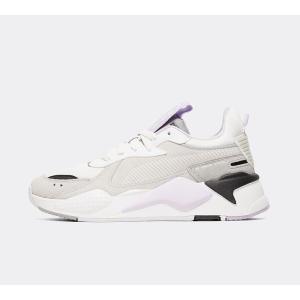 プーマ Puma レディース スニーカー シューズ・靴 rs-x reinvent trainer Grey/Purple/Black|fermart-hobby