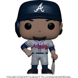 アトランタブレーブス Atlanta Braves フィギュア POP! Ozzie Albies #1 Home Jersey Figure fermart-hobby