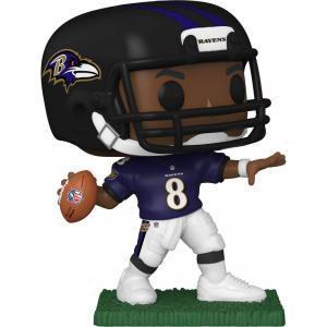 ラマー ジャクソン Baltimore Ravens Lamar Jackson フィギュア POP! Figure fermart-hobby