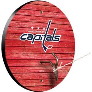 ワシントン キャピタルズ Washington Capitals ゲーム・パズル Hook & Ring Toss Game|fermart-hobby