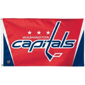 ワシントン キャピタルズ Washington Capitals グッズ Deluxe Flag|fermart-hobby