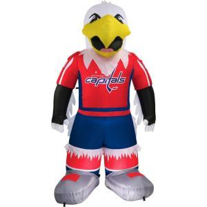 ワシントン キャピタルズ Washington Capitals ぬいぐるみ・人形 Inflatable Mascot|fermart-hobby