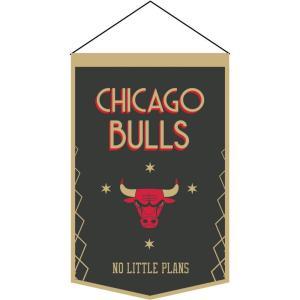 シカゴ ブルズ Chicago Bulls グッズ 2020-21 City Edition Premium Banner|fermart-hobby