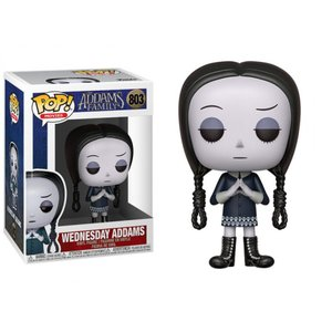 アダムスファミリー THE ADDAMS FAMILY フィギュア pop! movies: the addams family - wednesday|fermart-hobby