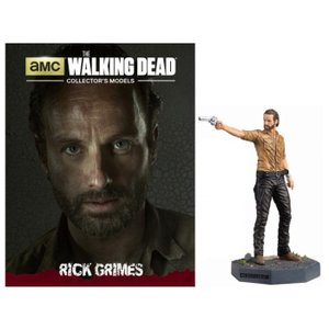 ウォーキング デッド イーグルモスパブリケーションズ EAGLEMOSS PUBLICATIONS The Walking Dead Collector's Models - #1 Rick Grimes|fermart-hobby