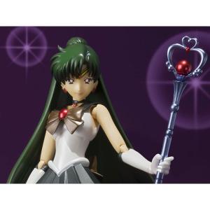 セーラームーン 美少女戦士 バンダイ BANDAI JAPAN Sailor Moon S.H.Figuarts Sailor Pluto|fermart-hobby