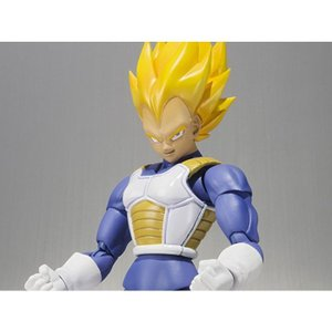 ドラゴンボール バンダイ BANDAI JAPAN Dragon Ball Z S.H.Figuarts Super Saiyan Vegeta (Premium Color Edition)|fermart-hobby