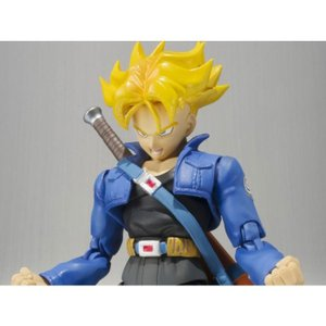 ドラゴンボール バンダイ BANDAI JAPAN Dragon Ball Z S.H.Figuarts Trunks (Premium Color Edition)|fermart-hobby
