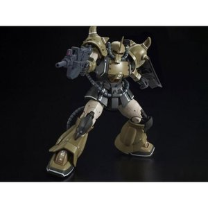 機動戦士ガンダム MOBILE SUIT GUNDAM プラモデル gundam hg 1/144 prototype gouf (mobility demonstration sand color ver.) exclusive model kit|fermart-hobby