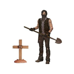 ウォーキング デッド マクファーレン MCFARLANE The Walking Dead TV Series 09 - Grave Digger Daryl Dixon (Dirt Version)|fermart-hobby