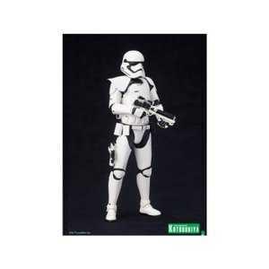 スターウォーズ コトブキヤ KOTOBUKIYA Star Wars ArtFX+ First Order Stormtrooper Statue (The Force Awakens)|fermart-hobby