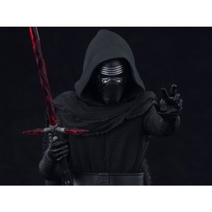 スターウォーズ コトブキヤ KOTOBUKIYA Star Wars ArtFX+ Kylo Ren Statue (The Force Awakens)|fermart-hobby
