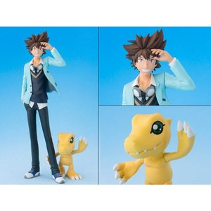 デジモン バンダイ BANDAI JAPAN Digimon FiguartsZERO Taichi & Agumon Exclusive|fermart-hobby