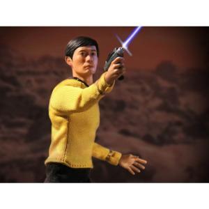 スタートレック メズコ MEZCO TOYZ Star Trek One:12 Collective Hikaru Sulu|fermart-hobby