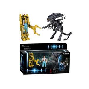 エイリアン ファンコ FUNKO Aliens ReAction 3 3/4-inch Retro Action Figure 3-Pack|fermart-hobby