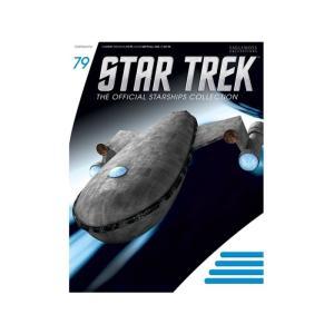 スタートレック イーグルモスパブリケーションズ EAGLEMOSS PUBLICATIONS Star Trek Starships Collection - #79 Harry Mudds Class J Ship|fermart-hobby