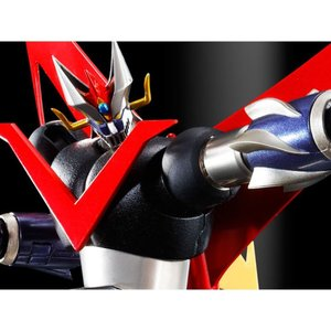 マジンガーZ バンダイ BANDAI JAPAN Mazinger Super Robot Chogokin No.44 Great Mazinger Kurogane Finish|fermart-hobby