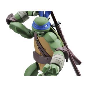 ミュータント タートルズ 海洋堂 KAIYODO TMNT Revoltech Leonardo (Reproduction)|fermart-hobby