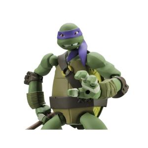 ミュータント タートルズ 海洋堂 KAIYODO TMNT Revoltech Donatello (Reproduction)|fermart-hobby