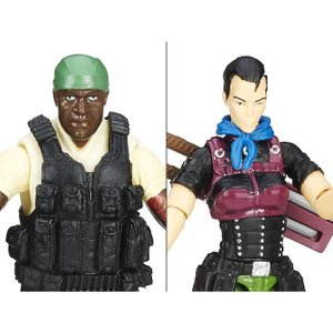 GIジョー ハズブロ HASBRO G.I. Joe 50th Anniversary Wave 4 Heavy Conflict Versus Two Pack BBTS Exclusive|fermart-hobby