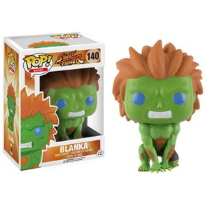ストリートファイター カプコン ファンコ FUNKO Pop! Games: Street Fighter - Blanka|fermart-hobby