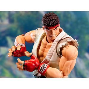 ストリートファイター カプコン バンダイ BANDAI JAPAN Street Fighter V S.H.Figuarts Ryu|fermart-hobby