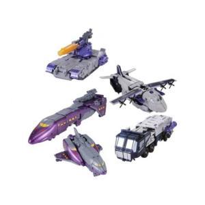 トランスフォーマー TRANSFORMERS おもちゃ・ホビー transformers henkei classic thrilling 30 decepticon specialists three pack fermart-hobby