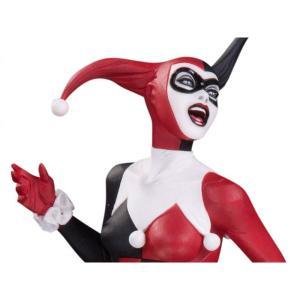 DC COMICS 彫像・スタチュー DC Comics Red White & Black Harley Quinn Statue (Jae Lee) fermart-hobby