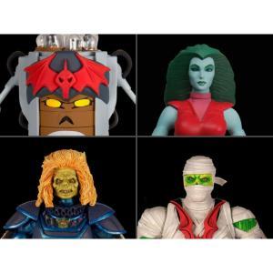 マスターズ 超空の覇者 MASTERS OF THE UNIVERSE おもちゃ・ホビー masters of the universe classics wave 2 set of 4|fermart-hobby