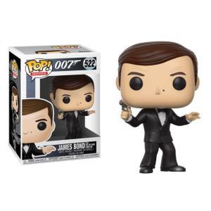 ジェームズ ボンド JAMES BOND フィギュア pop! movies: 007 james bond - james bond (the spy who loved me)|fermart-hobby